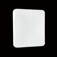 2084/DL SN 019 св-к MISSOR пластик LED 48Вт 3000-6500К 410*410 IP43 пульт ДУ
