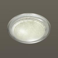 2092/EL SN 010 св-к MARELA пластик LED 72Вт 3000-6500К D500 IP43 пульт ДУ