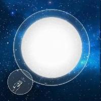 Управляемый светодиодный светильник ESTARES Saturn 60W с кантом