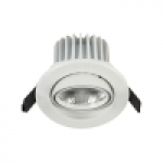 SPOT LED RA HQ 9.5W Dim 4000 40D WH GP