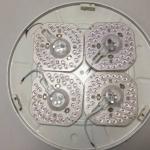 Светодиодные модули лампы сборка LED 64W (16W*4)