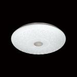 2086/EL SN 022 св-к KARIDA пластик LED 72Вт 3000-6500К D500 IP43 пульт ДУ