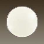 2088/DL SN 028 св-к LOTA NICKEL пластик LED 48Вт 3000-6500К D440 IP43 пульт ДУ
