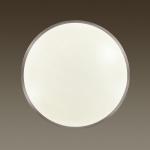 2088/EL SN 028 св-к LOTA NICKEL пластик LED 72Вт 3000-6500К D540 IP43 пульт ДУ