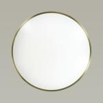 2089/EL SN 029 св-к LOTA BRONZE пластик LED 72Вт 3000-6500К D540 IP43 пульт ДУ