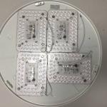 Светодиодные модули лампы сборка LED 96W (24W*4)