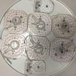 Светодиодные модули лампы сборка LED 114W (16W*6+9W*2)