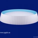 Светильник LED HC 420 19W 4000K U Plus