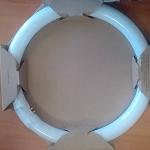 Кольцевая люминесцентная лампа типа TL-E Circular 32w/33-640 Philips