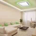 Управляемый светодиодный светильник ESTARES ARION RGB S 60W