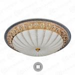 Управляемый светодиодный светильник on/off CASABLANCA GOLD 72W R-515-WHITE-220-IP20