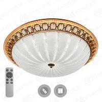 Управляемый светодиодный светильник CASABLANCA  GOLD 100W R-600-WHITE-220-IP20