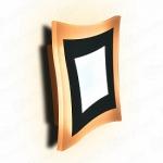 Светодиодный светильник, бра Geometria quarto 18W Q-210-WHITE-220-IP44