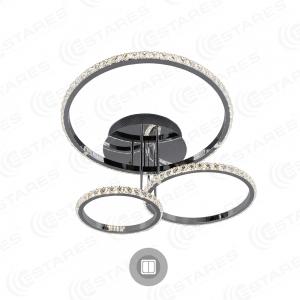 Управляемый светодиодный светильник VERSAL' ON/OFF 86W 3R-400-CHROME/CRYSTALL-220-IP20